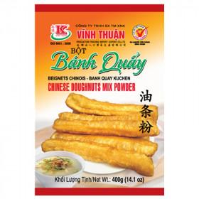 Farine de préparation pour beignet chinois BOT BANH QUAY 400g