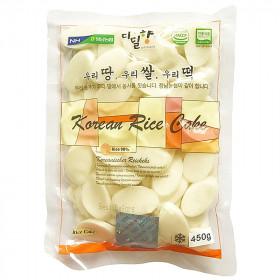 Gateau de riz tranché à cuire  NongHyup 450g