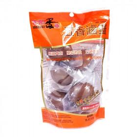 Œufs de poulet marinés ou 卤蛋, lǔ dàn  180g (6pièces)