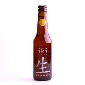 Bière IKI gingembre 330ml