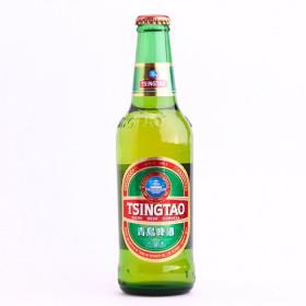 Bière Tsingtao bouteille 330ml