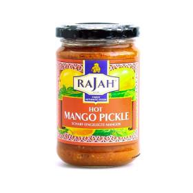 Chutney (sauce)  de mangue épicée 340g