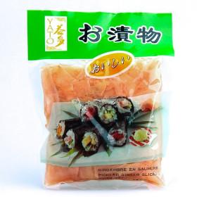 Gingembre en saumure pour sushi 110g