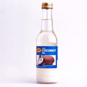 Huile de noix de coco 100% pure 250ml