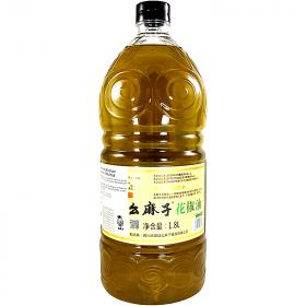 Huile de poivre de Sichuan ( Hua Jio You-Ma La You)1,8L