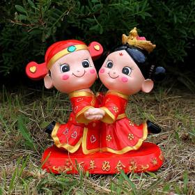 Tirelire mariage chinoise