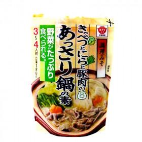 Sauce au miso pour nabe assaisonnement pour plat 180g Masuyamiso