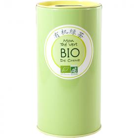 Mon thé vert bio de Chine 70g Fine Tonic