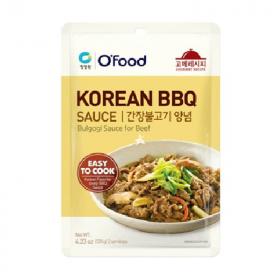 Sauce BBQ Bulgogi pour bœuf coréenne - 120g