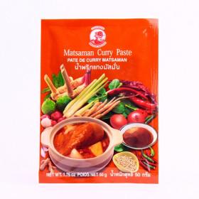 Pâte de curry matsaman 50g