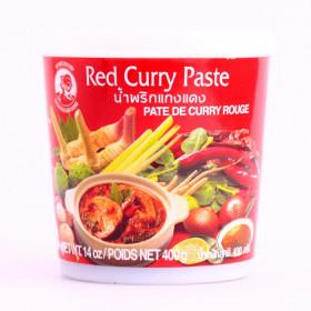 Pâte de curry rouge 400g