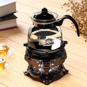 Réchaud pour thé ou fondue en fer