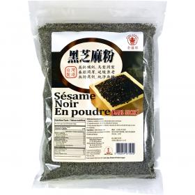 Sésame noir en poudre sans sucre-Fine Tonic- 250g