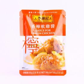 Sauce pour poulet au citron 80g