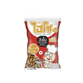 Snack grillons saveur barbecue non frits 15g