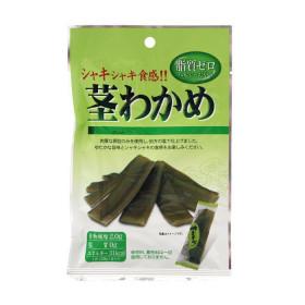 Snacks d'algues wakame fraîches assaisonnées 28g