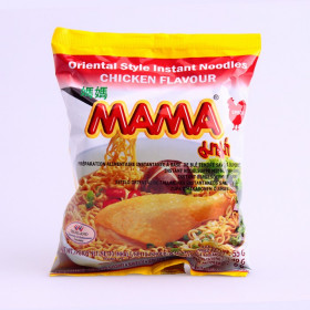 Soupe de nouilles saveur poulet 55g