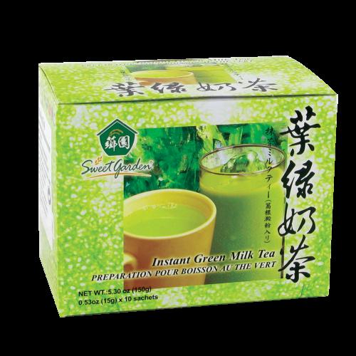 Préparation pour boisson au thé vert et kudzu  150g Sweet Garden