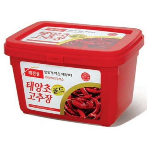 Pâte de piment coréenne Gochujang 500g