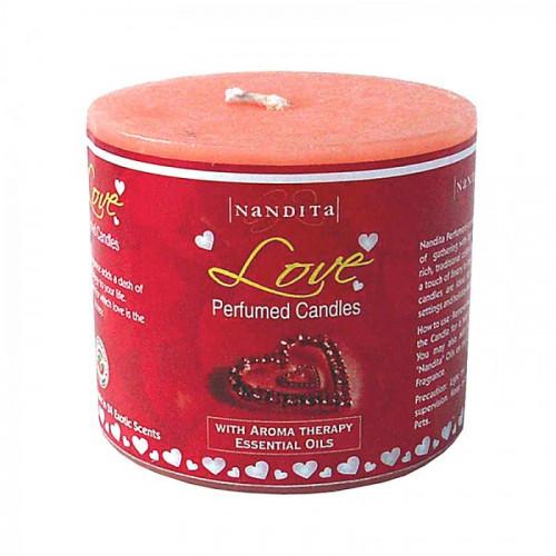Bougie parfumée Nandita Love