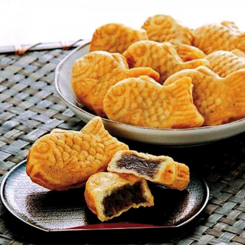 Gâteau Taiyaki aux haricots rouges 175 g
