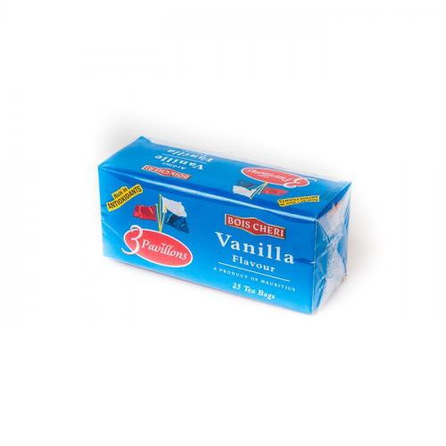 Thé Bois Cheri 3 Pavillions vanille 50g