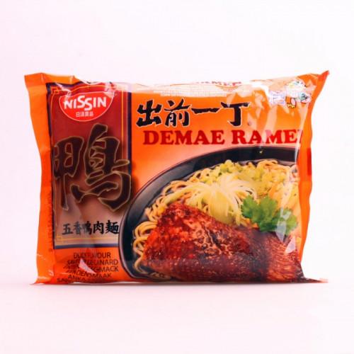 Carton de 30 Soupe de nouilles saveur canard 100g NISSIN