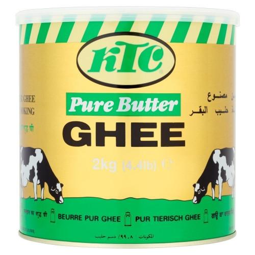 Beurre clarifié pour cuisson et friture Ghee 500g