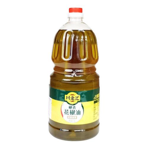 Huile de poivre de Sichuan -Chuanlaohui -1,8L