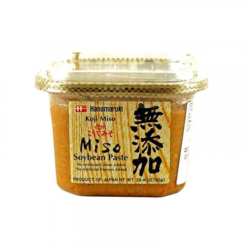 Miso blanc ( Mutenka Kouji miso) -Hanamaruki-750g