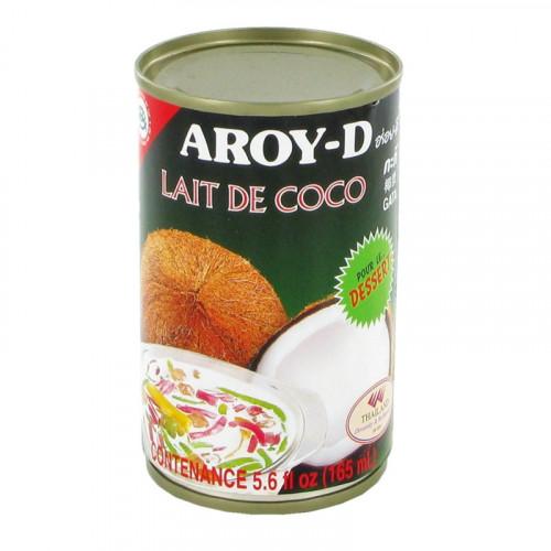 Lait de coco pour dessert 165ml