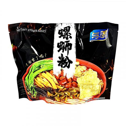 Nouilles instantanées de tapioca Chinoises ( Luosifen) Yumei 270g