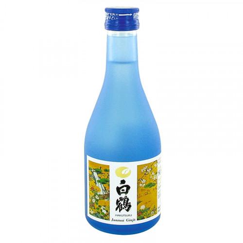 Saké supérieur Junmai Ginjo Hakutsuru 300ml 15.5% alcool