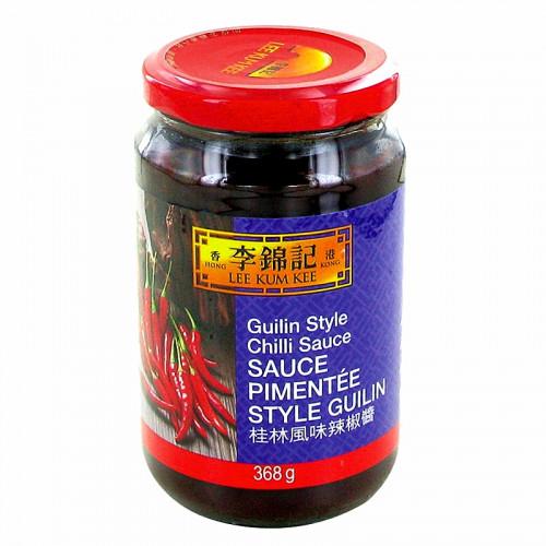 Sauce pimentée style Guilin Lee Kum Kee 368g