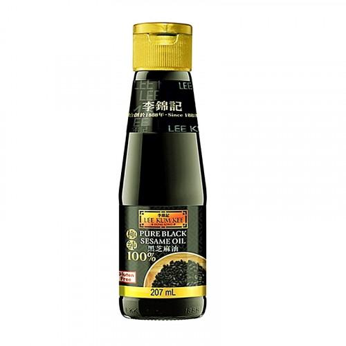 Huile de sésame noir pure -Lee Kum Kee- 207ml