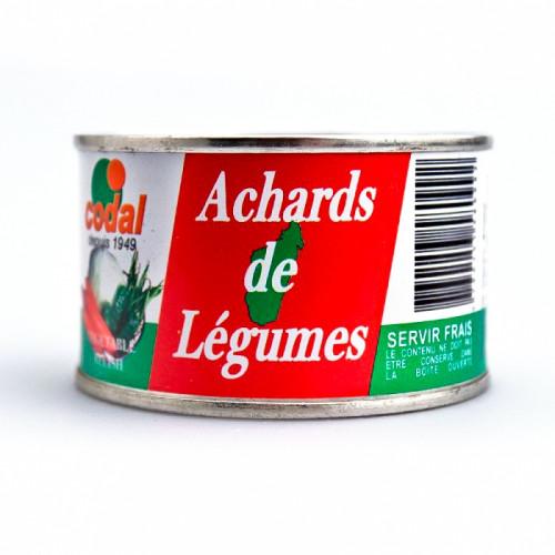 Achards de légumes 130g
