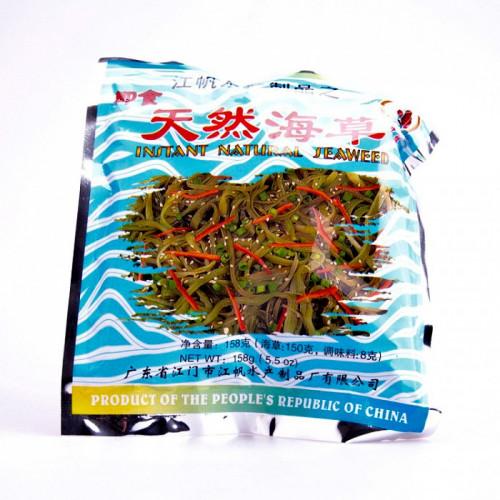 Algues kombu préparées et pimentées (salade d'algue)150g