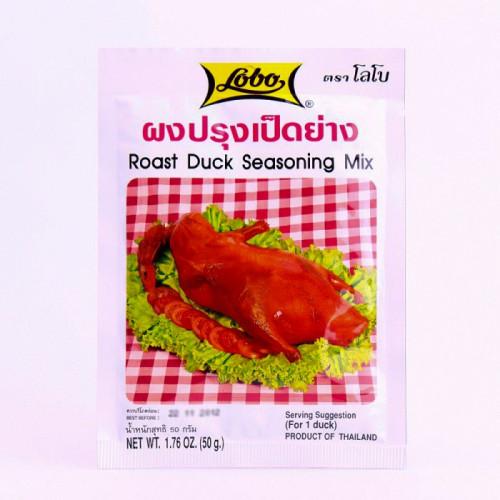 Assaisonnement pour rôti de canard 50g