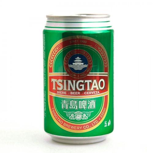 Bière Tsingtao cannette 330ml