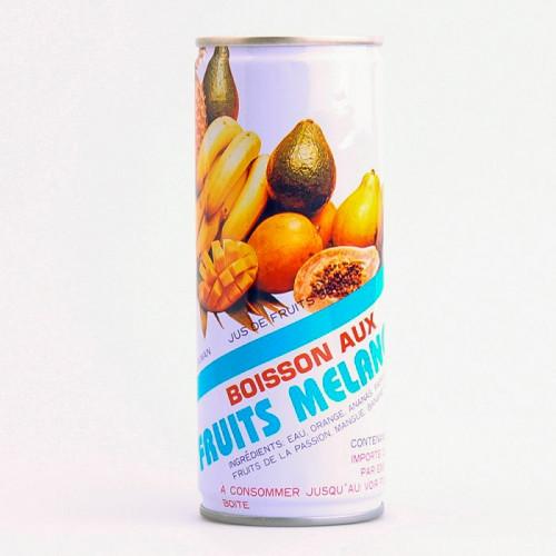 Boisson aux fruits mélanges 250ml