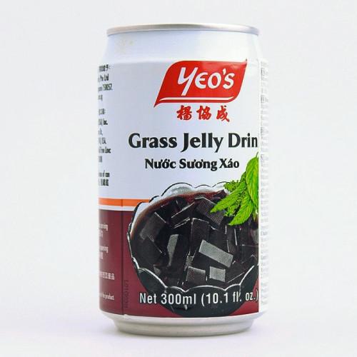 Boisson aux gelée d'herbe 300ml