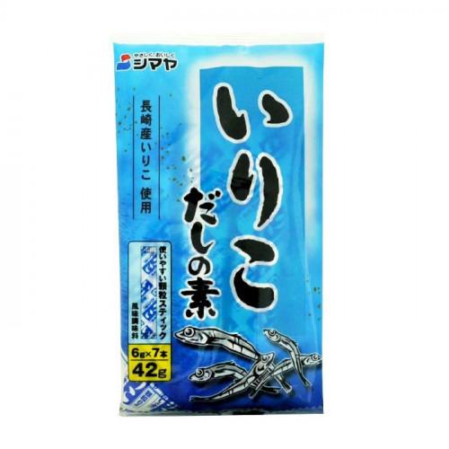 Bouillon dashi en poudre à la sardine séchée 42g