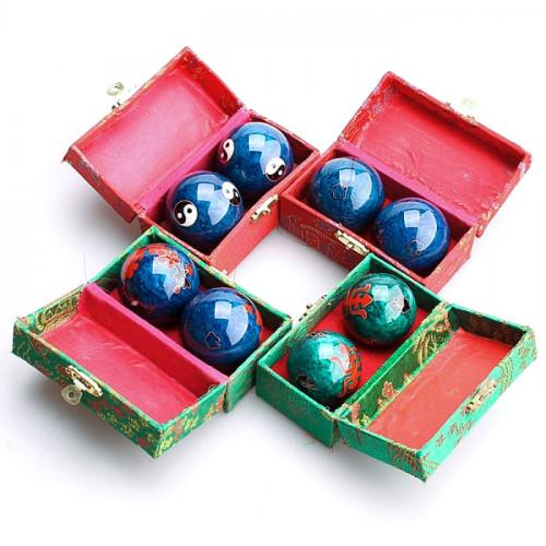 Boules de santé Qi Gong -2 boules