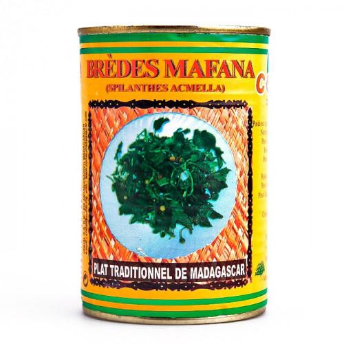 Brèdes mafana (spilanthes acmella) 400g