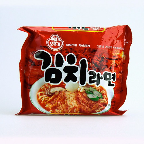 Carton de 20 Soupe nouilles saveur kimchi 120g
