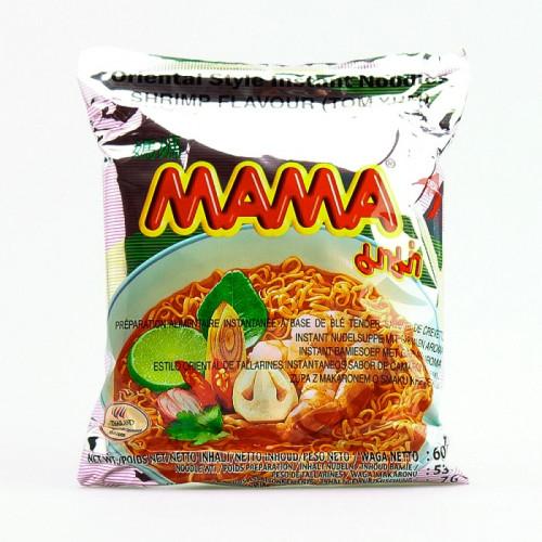 Carton de 30 Soupe de nouilles saveur crevettes (Tom yum)