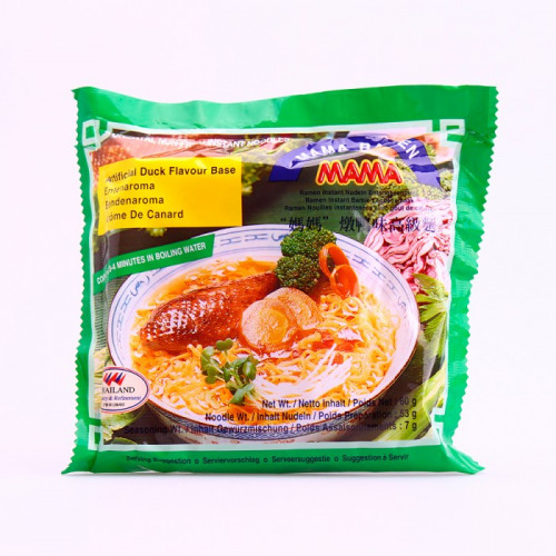 Soupe nouilles saveur canard, Mama, 60g