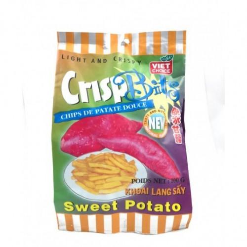 Chips de patate douce 100g Viet Choice