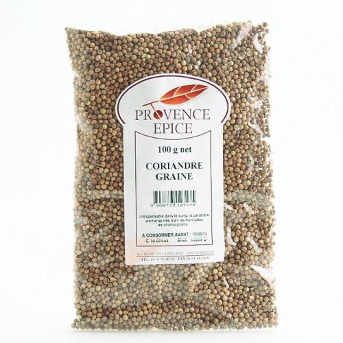 Coriandre en grain 100g