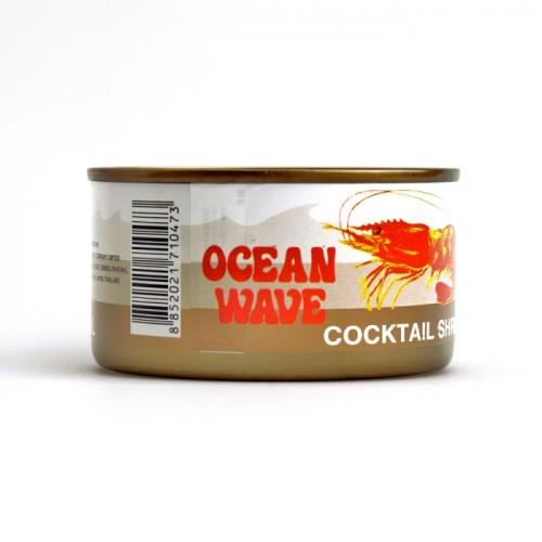 Crevettes décortiquées 200g